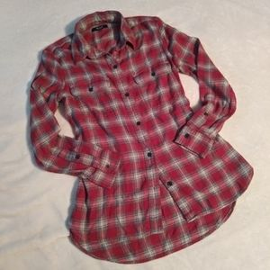 Madewell Classic Flannel Shirt